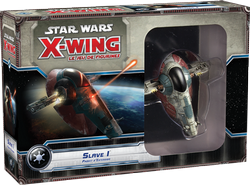 STAR WARS X-WING : SLAVE 1