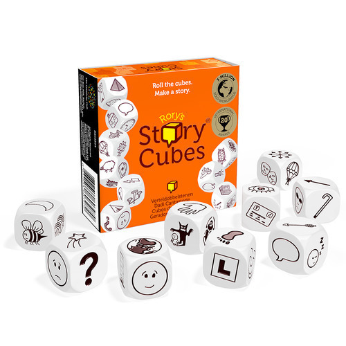 STORY CUBES - ORIGINAL (ORANGE)