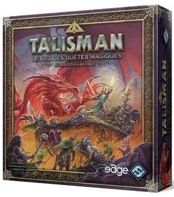 TALISMAN 4EME EDITION REVISEE