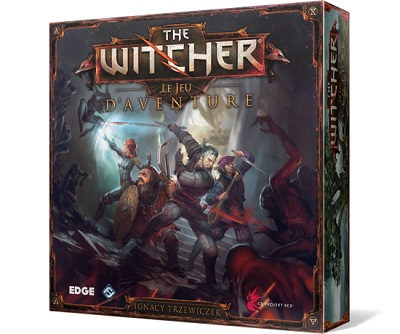 THE WITCHER - LE JEU D'AVENTURE