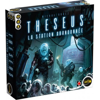 THESEUS LA STATION ABANDONNEE