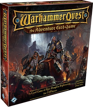WARHAMMER QUEST ADVENTURE CARD GAME