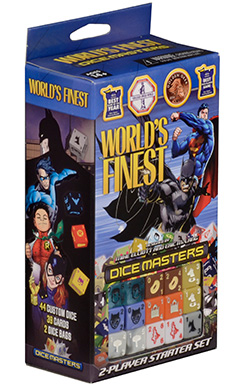 DICE MASTER STARTER : WORLD'S FINEST
