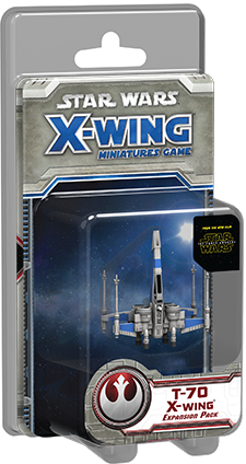 STAR WARS X-WING : X-WING T-70