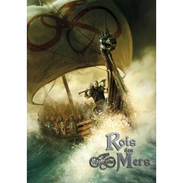 YGGDRASILL : ROIS DES MERS