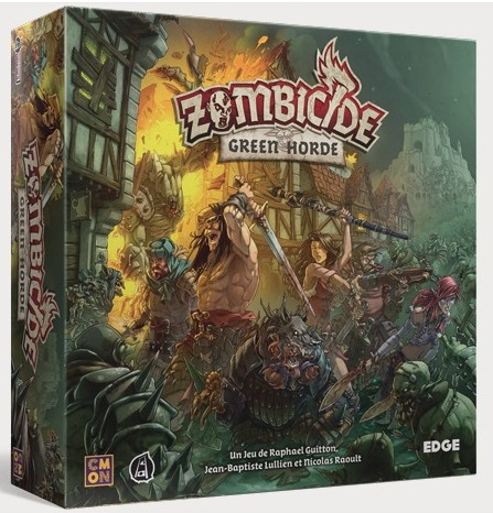 Zombicide Black Plague : Green Horde