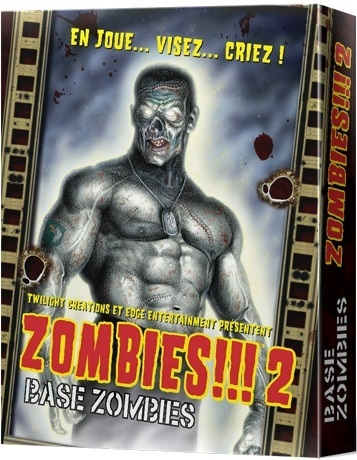 Zombies !!! 2 - Base Zombies