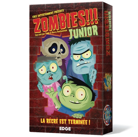 ZOMBIES!!! JUNIOR